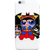Super Trinity Puff iPhone Case/Skin