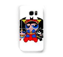 Super Trinity Puff Samsung Galaxy Case/Skin