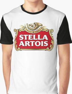 Stella Artois Graphic T-Shirt