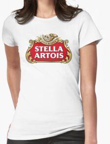 Stella Artois Womens Fitted T-Shirt