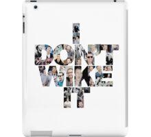 I don't wike it - Chris Evans iPad Case/Skin