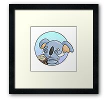 Komala - The Drowsing Pokemon Framed Print