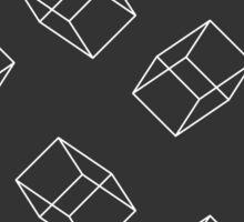 Architect - White Sticker