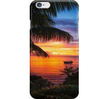 Pacific Sunset III iPhone Case/Skin
