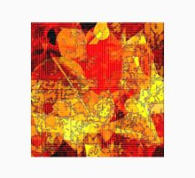 Hot Random Abstract Shapes: Maps & Apps Series Unisex T-Shirt