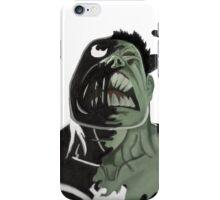 Hulk Symbiote  iPhone Case/Skin