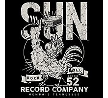 Sun Records : Rock N' Roll Since '52 Photographic Print