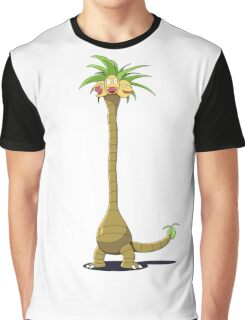 Alola Exeggutor (Normal) Graphic T-Shirt