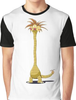 Alola Exeggutor (Shiny) Graphic T-Shirt