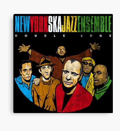New York Ska Jazz Canvas Print