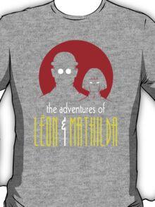 The Adventures of Leon & Mathilda T-Shirt