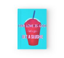 Our Love Is God Hardcover Journal