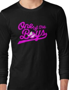One of the Boys Long Sleeve T-Shirt