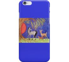 Horse and Friends iPhone Case/Skin
