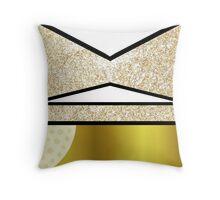 Santa Clara Vanguard Guard 2014 Throw Pillow