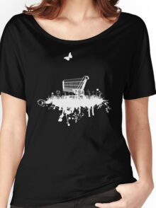 Abandoned Trolley Women's Relaxed Fit T-Shirt