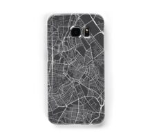 Vienna Map, Austria - Gray  Samsung Galaxy Case/Skin