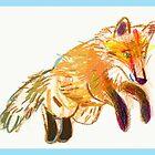 Foxy by Ollie Lett