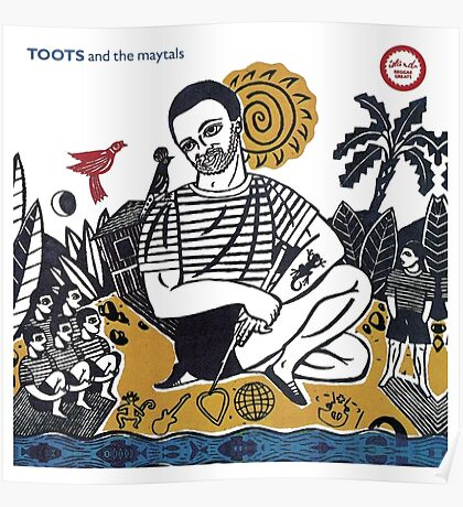 Toots And The Maytals : Reggae Greats Poster