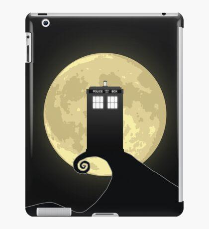 Nightmare Before A Tardis iPad Case/Skin
