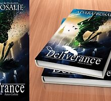DELIVERANCE - Premade Book cover design by Adara Rosalie