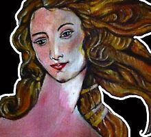 Beauty Goddess by TuesdayTan