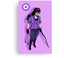 Kate Bishop Canvas Print