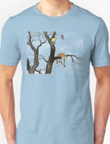 Calvin And Hobbes : I'll Help You Hob Unisex T-Shirt