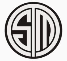Team SoloMid (White on Black) by scoutingfelix
