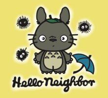 Hello Neighbor One Piece - Short Sleeve
