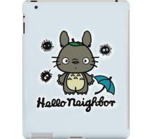 Hello Neighbor iPad Case/Skin