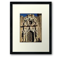 Mission of San Jose Framed Print