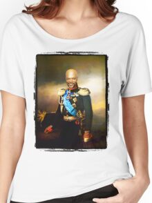 Sir Samuel Leroy Jackson Women's Relaxed Fit T-Shirt