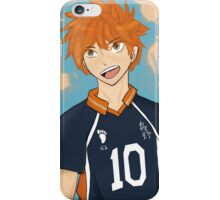 Hinata Shouyou - Haikyuu!! iPhone Case/Skin