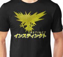 Instinct, J Unisex T-Shirt