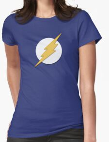 Barry Allen (Flash) Womens Fitted T-Shirt