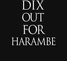 Dix Out For Harambe (dixies out for harambe) Unisex T-Shirt