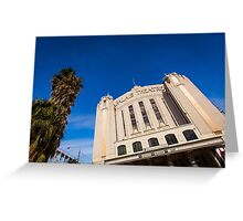 The Palais Theatre Greeting Card