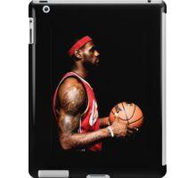 james 23 iPad Case/Skin