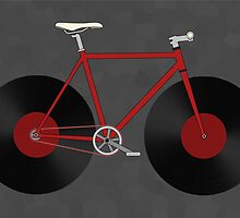 Record Fixie by Clarkiie »