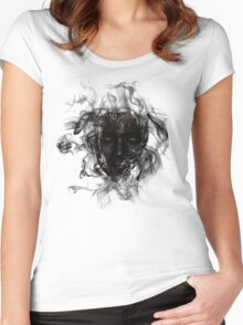 Smokey Mask Women's Fitted Scoop T-Shirt