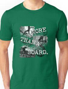 Skateboard Lovers Skateboarding for Life Unisex T-Shirt