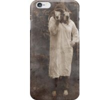 Disturbia #4 iPhone Case/Skin