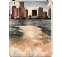 In its wake iPad Case/Skin
