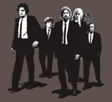 Game of Thrones vs Reservoir Dogs by guerrillam6