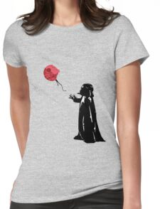 Little Vader Womens Fitted T-Shirt