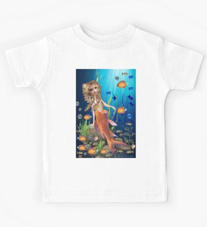 Mermaid (1274 views) Kids Tee