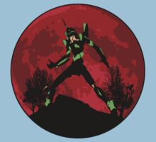 Neon Genesis Evangelion Unit 01 - Hill Top Kids Tee