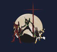 Neon Genesis Evangelion - Hill Top Kids Tee