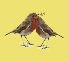 Birds couple Kids Clothes